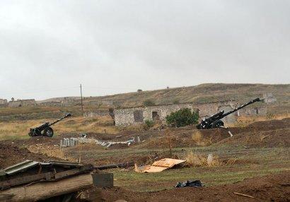 Naxçıvan istiqamətində uçan Ermənistan PUA-sı məhv edildi
