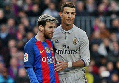 Messi Ronaldu ilə rəqabətindən nə danışdı?