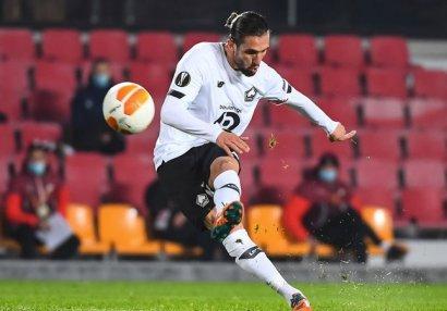 Türk futbolçu Avroliqada həftənin ən yaxşısı oldu