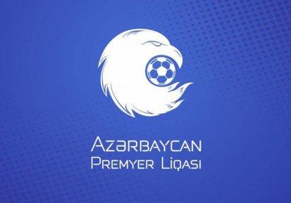 Azərbaycan Premyer Liqasında VIII turun oyun cədvəli açıqlandı