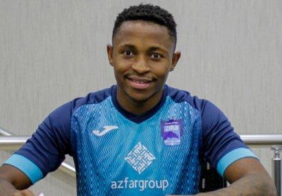 Bakı klubunun futbolçusu Mozambik millisinə çağırıldı