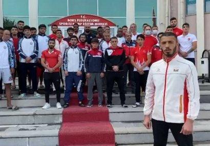 Azərbaycan boksçuları: