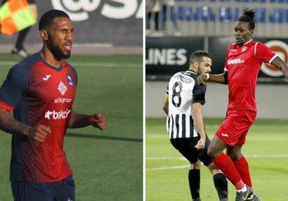 Azərbaycanda oynayan iki futbolçu Afrikaya çağırıldı