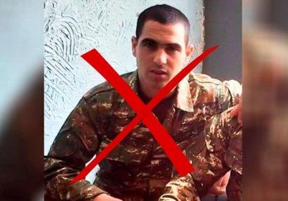 Ordumuza qarşı döyüşən məşhur erməni Qarabağda məhv edildi - VİDEO