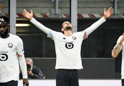 Türk futbolçu Avropa Liqasının tarixinə düşdü