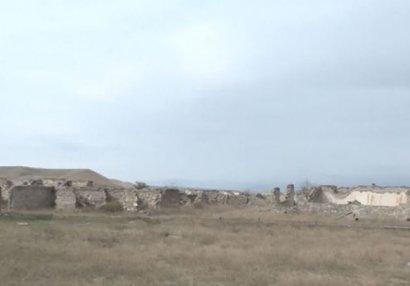 Cəbrayıl və Füzulinin işğalçılar tərəfindən dağıdılmış kəndləri - VİDEO