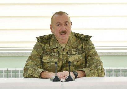 Ali Baş Komandan xalqa müraciət etdi - YENİLƏNİB