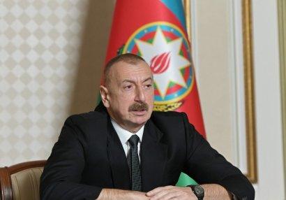 lham Əliyev Ermənistanı kapitulyasiyaya məcbur etdi