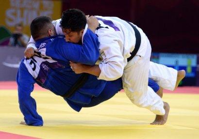Cüdoçularımız Avropa çempionatına 3 medalla başladı