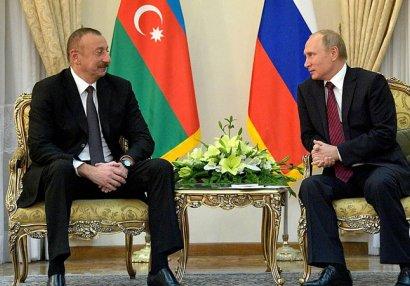 Ильхам Алиев сообщил Путину о турецких миротворцах в Карабахе