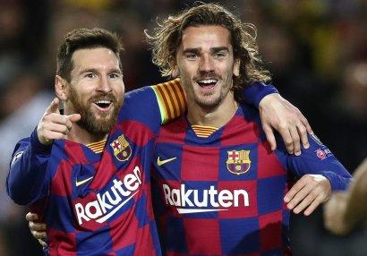 Rakitiç Messi-Qrizmann münasibətləri haqda nə dedi?