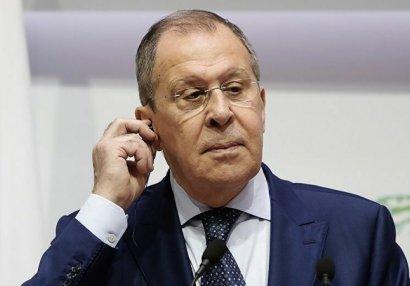 Lavrov Dağlıq Qarabağın statusu məsələsinə aydınlıq gətirdi