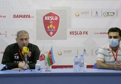 """Yunis Hüseynov: """"Öz səhvlərimizdən qollar buraxdıq"""""""
