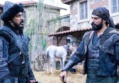 Zabit Səmədov Burak Özçivitlə məşhur serialda - FOTO