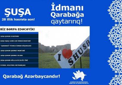 Erməni işğalı vaxtı dağıdılmış idman obyektləri - SİYAHI