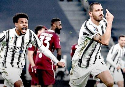 Turin derbisi: