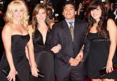 Maradonanın miras davası böyüyür: