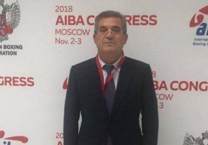Azərbaycanlı icra başçısı beynəlxalq qurumun prezidenti ola bilmədi