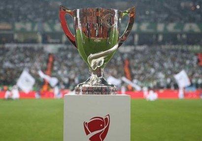 Türkiyə kubokunda 1/8 finalın püşkü atıldı