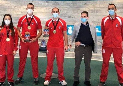 """""""Qarabağ"""" İdman Klubunun idmançısı İspaniya çempionu oldu - FOTOLAR"""