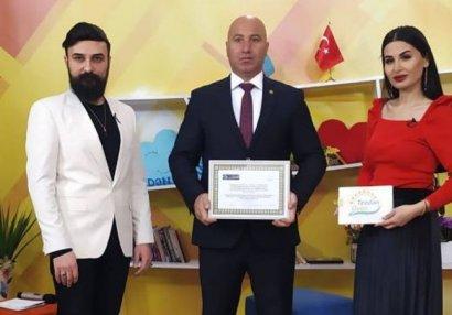 """Arpaçay Karate Klubu """"İlin ən yaxşısı"""" nominasiyasına layiq görüldü - FOTOLAR"""