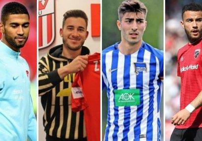 AFFA Bundesliqadan 4 futbolçunu milliləşdirir - ADLAR