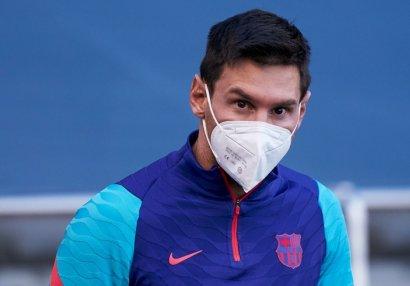 Messi finalda oynayacaqmı? - AÇIQLAMA