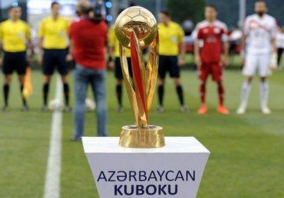 Azərbaycan Kuboku: 1/8 final mərhələsinin oyun cədvəli açıqlandı