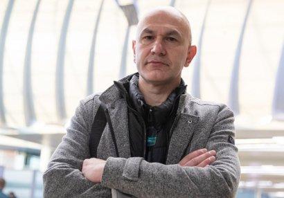 Kramarenko ÇSKA-ya keçidindən danışdı