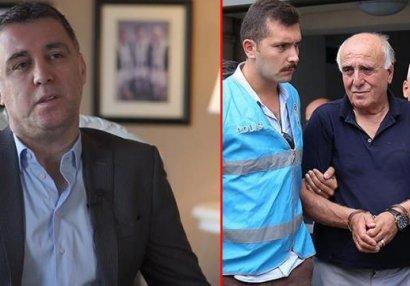 Hakan Şükürün atasına şok cəza - Terror təşkilatına yardım...