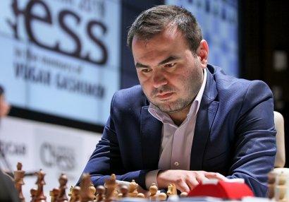 Şəhriyar iştirak etdiyi turnirdə birinci oldu