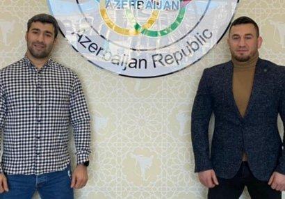 Azərbaycan karateçiləri karyeralarını bitirib məşqçiliyə başladı