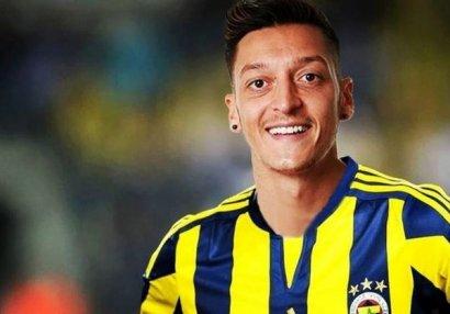 Mesut Özilin