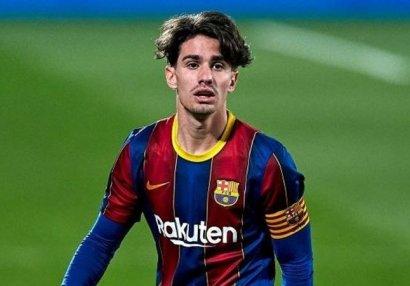 """Barselona""dan Fransa klubuna transfer"