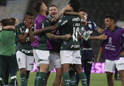 Libertadores Kubokunun qalibi müəyyənləşdi - VİDEO