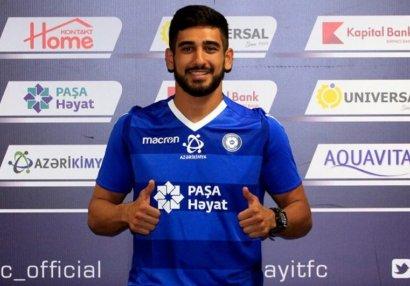 26 yaşlı azərbaycanlı futbolçu karyerasını bitirir