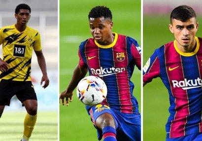 Ən yaxşı gənc futbolçular açıqlandı - SİYAHI