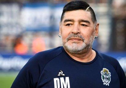 Maradonanın psixiatrı səhlənkarlıqda günahlandırılır