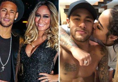 Neymarla bağlı şok fakt: Bacısının doğum günündən öncə...