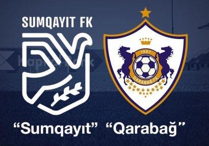 """""""Qarabağ""""ın """"Sumqayıt""""la 34-cü dueli"""