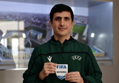 Əliyar Ağayev Yunanıstan Superliqasının iki matçına təyinat aldı