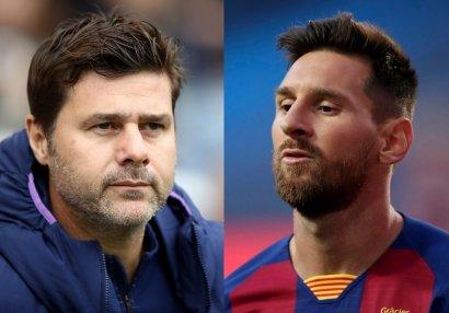 PSJ-nin baş məşqçisi Messi ilə nə danışıb? - ÖZÜ DEDİ