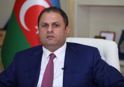 Tofiq Heydərov istefa verdi