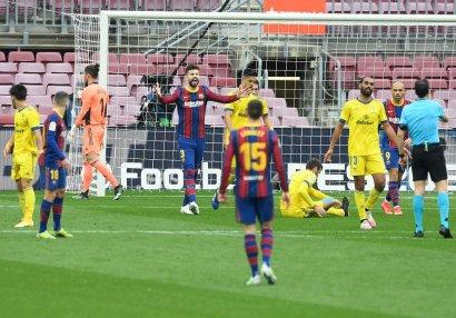 """""""Barselona""""dan antirekord"""