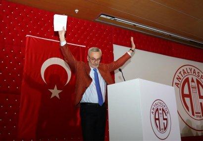 Super Liqa klubunda yeni prezident