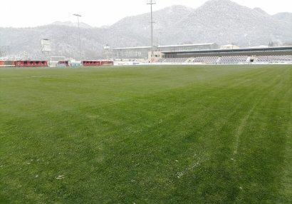 Stadionlar Premyer Liqa oyunlarına hazırdır - FOTO