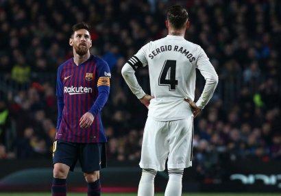 Rəmzi komanda açıqlandı: Messi, Ramos...