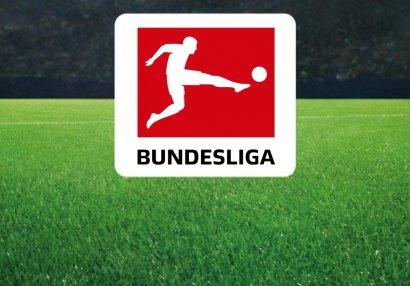 Almaniya Bundesliqası: 2 oyunda 2 qol