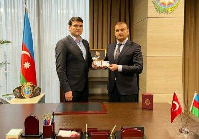 Azərbaycanda federasiyaya yeni vitse-prezident təyin olundu