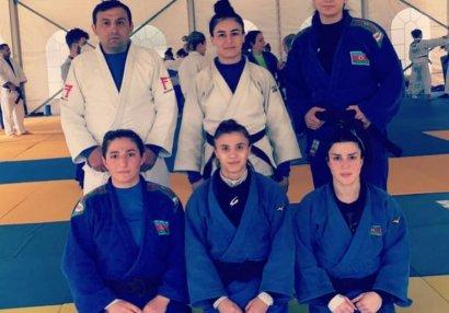 Qızlarımız nüfuzlu yarışlara Albaniyada hazırlaşır